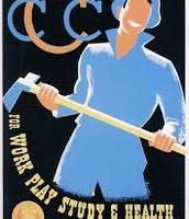 CCC (Civilian Conservation Corps)