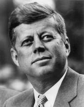 Who was John F. Kennedy