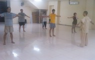 Master Liu Zeng Hao Mengajar Generasi Penerus -Muda Mudi Hakka Indonesia (Jakarta)-