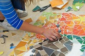 Learn the Basic Skills to Complete the Mosaic