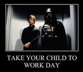 2. Take Your Sons & Daughters to Work Day