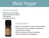 Black Pepper (10% off)