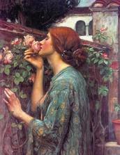 Collige, virgo, rosas