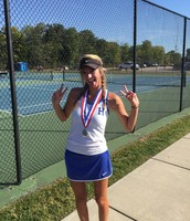 Paull Finishes 2nd In #2 Singles