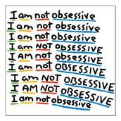 OCD is...