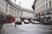 London steets