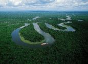 Meanderende rivier