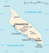 Aruba Major Cities