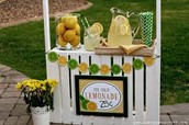 Come to our lemonade stand!