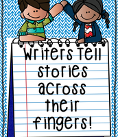 Writers Tell Stories Across Their Fingers