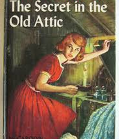 Nancy drew and the secret of the attic