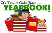 Yearbook Orders due March 4