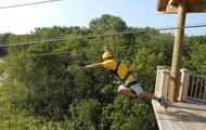 Chimney Rock Park Zip Line Tours