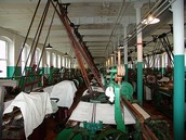 Old textile mill
