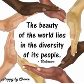 Diversity:  We Can Easily Find Differences...Look For Our Similarities!
