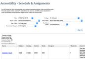 Real Time Enrollment Information