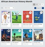 African American History Month- Curated OverDrive Collection