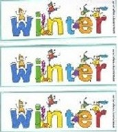 Winter Bookmarks