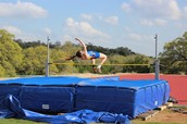 District Track Meet Held at LVHS a Huge Success!