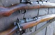 Guns used