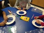 Working on Native American Art