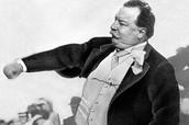 William Howard Taft Before His Presidency