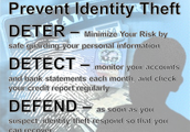 How to prevent identity theft?