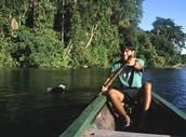 Amazon in Bolivia