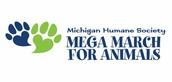 Humane Society Mega March