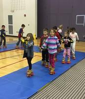 Roller Skating!