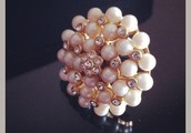 All online orders before 11:45pm Monday, April 22, are entered to win pearl ring!