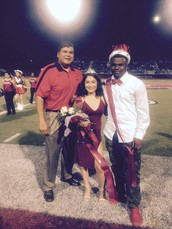 Congrats to the King and Queen