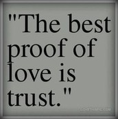 Virtue of the week - Trust
