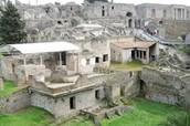 Life in Pompeii