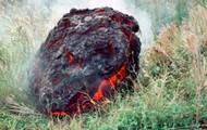 Volcanic Bombs