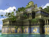 Hanging Garden of  Babylon