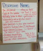 Inquiry: Socratic Seminar