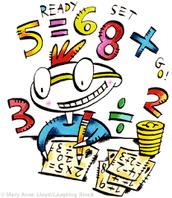 Math Corner- Measurement & Data