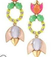 Tropicana Chandelier Earrings  (current)