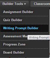 DE's Writing Prompt Builder