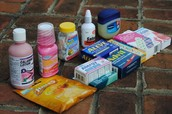 No Medications carried by students