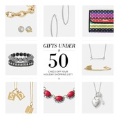 Did you know over half our line is under $50?