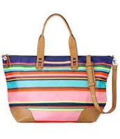 Getaway Tote...Pefect travel bag. Extends to fit more items