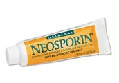 Neosporin or Triple-Antibiotic Ointment
