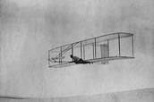 First working wirplane