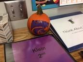 Our Class Pumpkin!