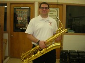 New Band Instructor