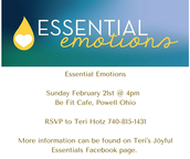 Essential Emotions