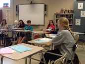 Inner and Outer Circle Socratic Seminar