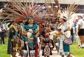 Danzas Aztecas